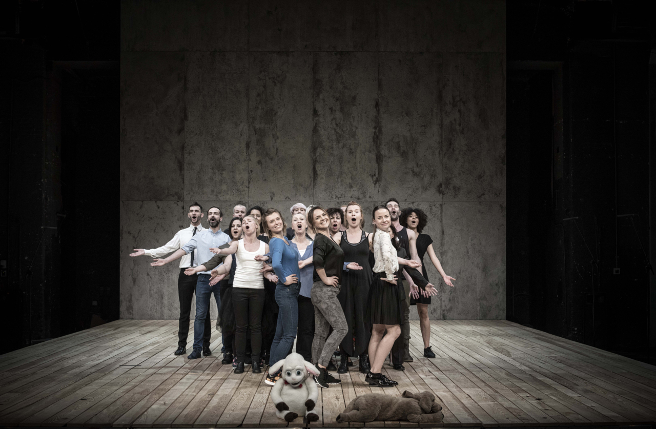 the situation gorki theater